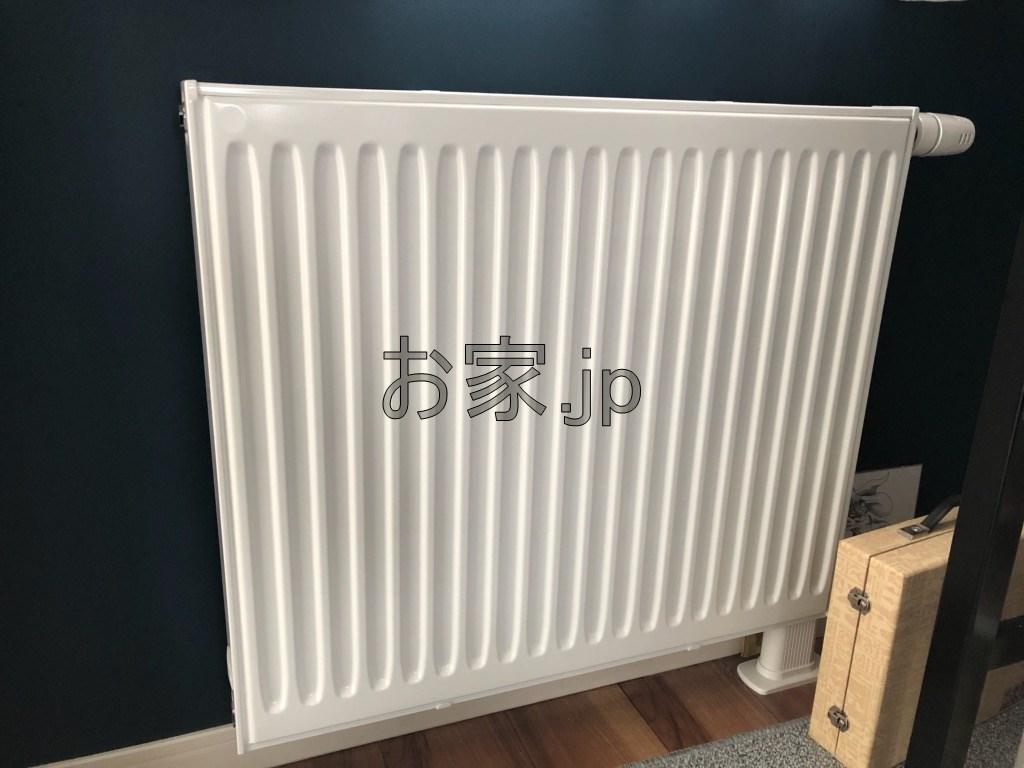 COZYの暖房